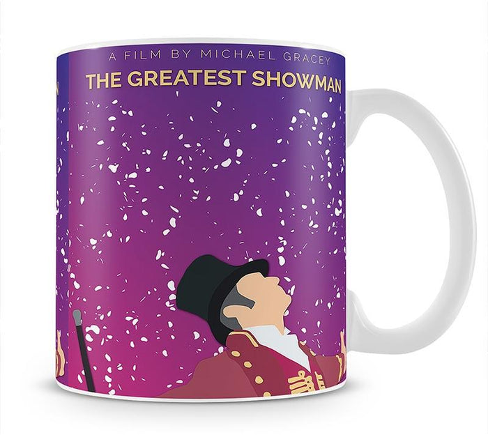 The Greatest Showman Minimal Movie Mug