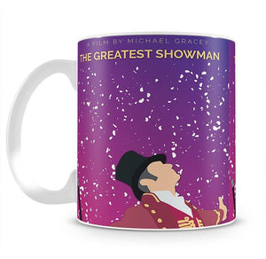 The Greatest Showman Minimal Movie Mug - Canvas Art Rocks - 2