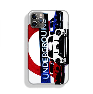 The Italian Job Mini Coopers Phone Case iPhone 11 Pro Max