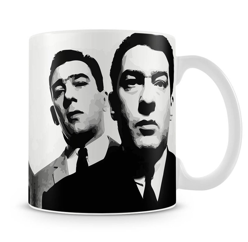 The Kray Twins Mug - Canvas Art Rocks