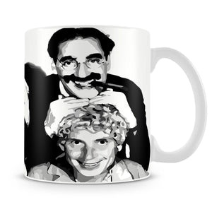 The Marx Brothers Mug - Canvas Art Rocks - 4