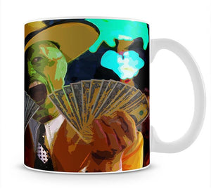 The Mask Mug - Canvas Art Rocks - 1