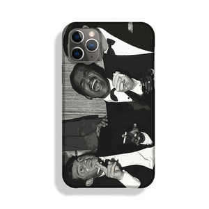 The Rat Pack Rocking With Laughter Phone Case iPhone 11 Pro Max
