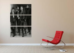 The Searchers in a doorway 3 Split Panel Canvas Print - Canvas Art Rocks - 2