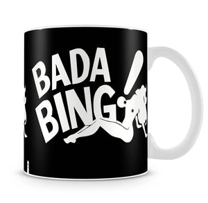 The Sopranos Bada Bing Mug - Canvas Art Rocks