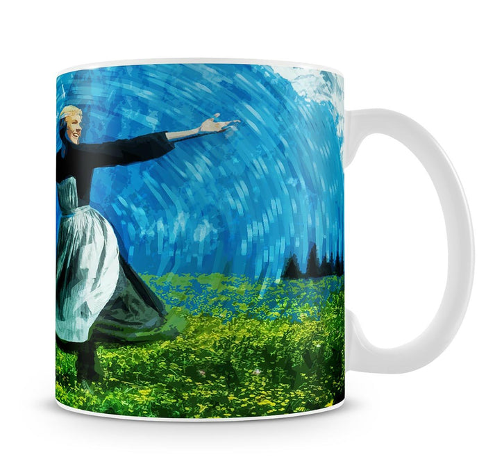 The Sound Of Music Coloured Mug