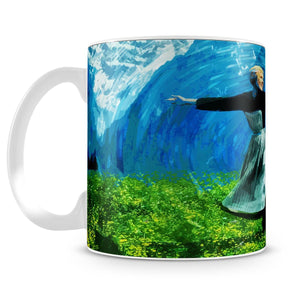 The Sound Of Music Coloured Mug - Canvas Art Rocks - 4