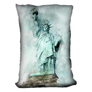 The Statue of Liberty Cushion