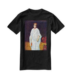 The Sultan by Manet T-Shirt - Canvas Art Rocks - 1