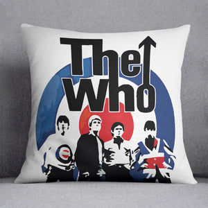 The Who MOD Cushion