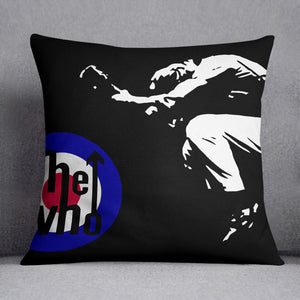 The Who Mod Target Cushion