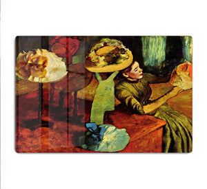 The fashion shop by Degas HD Metal Print - Canvas Art Rocks - 1