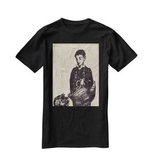 The urchin by Manet T-Shirt - Canvas Art Rocks - 1