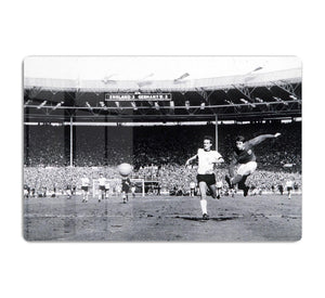 They think its all over Geoff Hurst Goal HD Metal Print