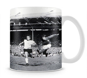 They think its all over Geoff Hurst Goal Mug - Canvas Art Rocks - 1