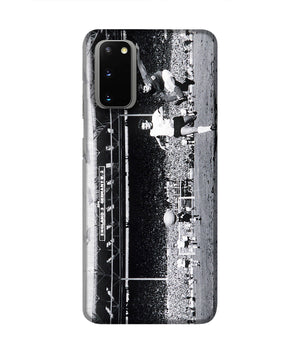 They think its all over Geoff Hurst Goal Phone Case Samsung S20