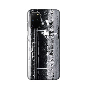 They think its all over Geoff Hurst Goal Phone Case Samsung S20 Plus