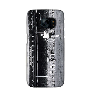 They think its all over Geoff Hurst Goal Phone Case Samsung S7