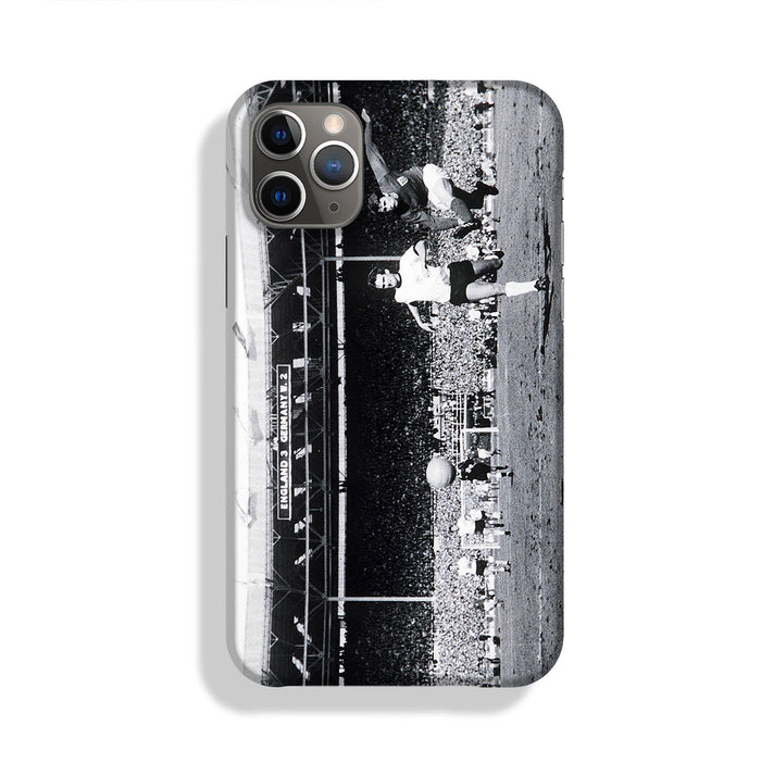 They think its all over Geoff Hurst Goal Phone Case