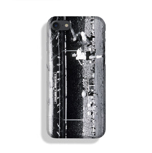 They think its all over Geoff Hurst Goal Phone Case iPhone XE