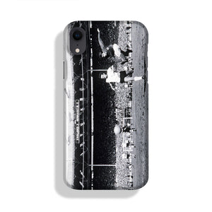 They think its all over Geoff Hurst Goal Phone Case iPhone XR