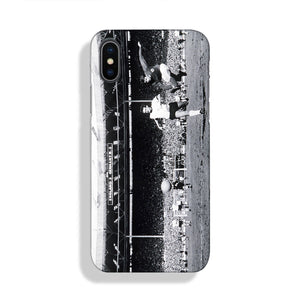 They think its all over Geoff Hurst Goal Phone Case iPhone XS Max