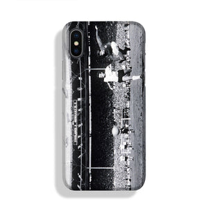They think its all over Geoff Hurst Goal Phone Case iPhone X/XS