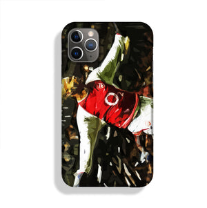 Thierry Henry Legend Phone Case iPhone 11 Pro Max