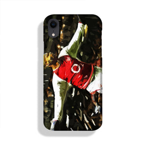 Thierry Henry Legend Phone Case iPhone XR