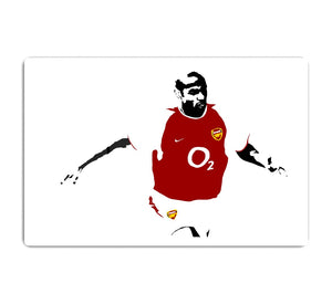 Thierry Henry Pop Art HD Metal Print