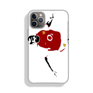 Thierry Henry Pop Art Phone Case iPhone 11 Pro Max