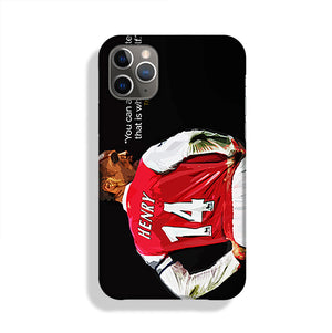 Thierry Henry You Can Alway Do Better Phone Case iPhone 11 Pro Max