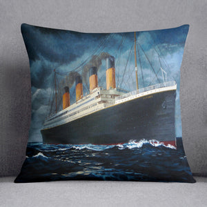 Titanic Cushion