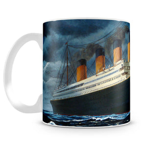 Titanic Mug - Canvas Art Rocks