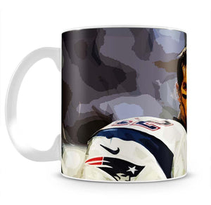 Tom Brady New England Patriots Mug - Canvas Art Rocks - 2