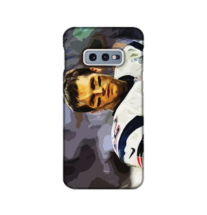 Tom Brady New England Patriots Phone Case Samsung S10e