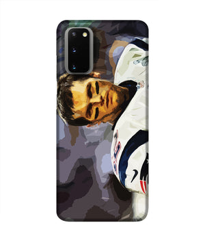 Tom Brady New England Patriots Phone Case Samsung S20