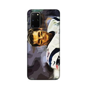 Tom Brady New England Patriots Phone Case Samsung S20 Plus