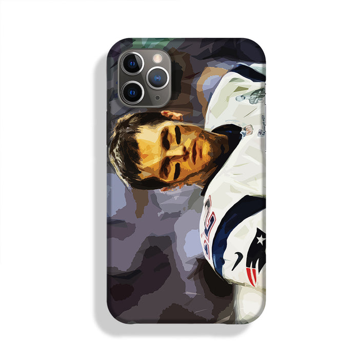 Tom Brady New England Patriots Phone Case