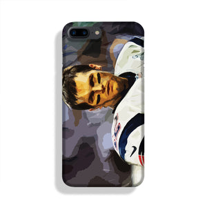 Tom Brady New England Patriots Phone Case iPhone 7/8 Max