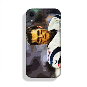 Tom Brady New England Patriots Phone Case iPhone XR