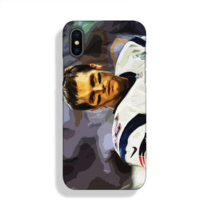 Tom Brady New England Patriots Phone Case iPhone XS Max