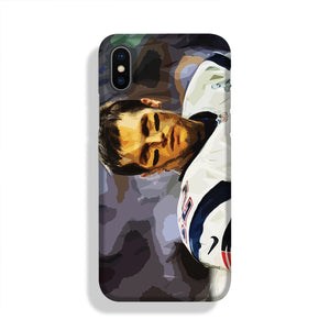 Tom Brady New England Patriots Phone Case iPhone X/XS