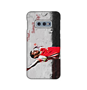 Tony Adams That Sums It All Up Phone Case Samsung S10e