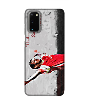 Tony Adams That Sums It All Up Phone Case Samsung S20
