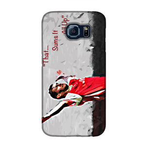 Tony Adams That Sums It All Up Phone Case Samsung S6