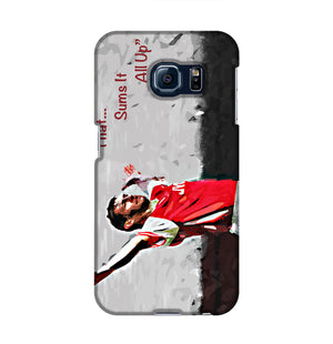 Tony Adams That Sums It All Up Phone Case Samsung S6 Edge