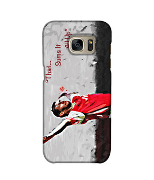 Tony Adams That Sums It All Up Phone Case Samsung S7 Edge