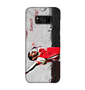 Tony Adams That Sums It All Up Phone Case Samsung S8