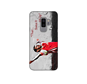 Tony Adams That Sums It All Up Phone Case Samsung S9 Plus